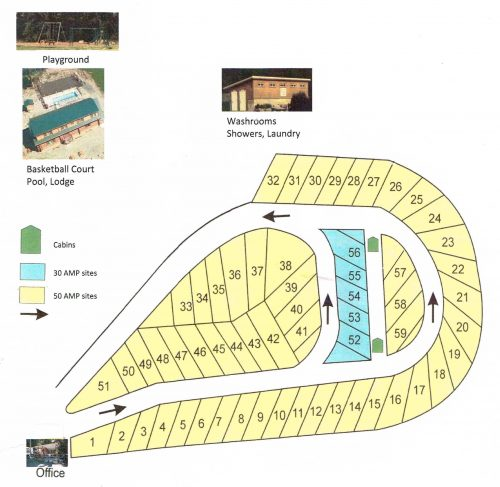 Site Map for website